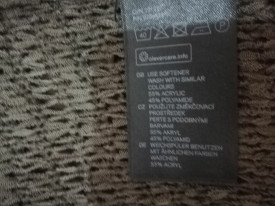 Pulover mănecă scurtă H&M