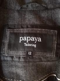 Sacou papaya