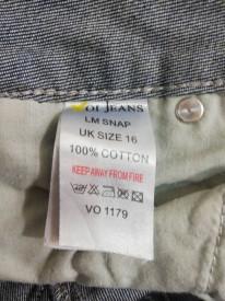 Blugi Voi Jeans Co