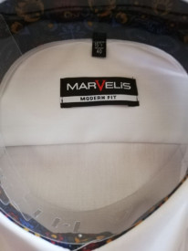 Cămașă Marvelis modern fit