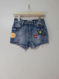 Pantaloni scurți de blugi Simply Chic