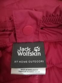 Vestă Jack Wolfskin microguard