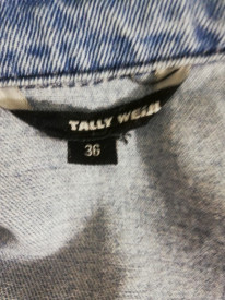 Geacă blugi Tally Weijl