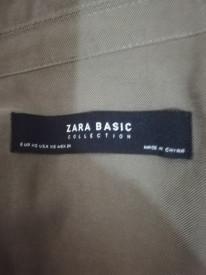 Jachetă Zara necăptușită