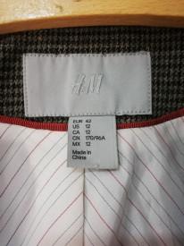 Sacou H&M