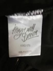 Bluză catifelată Kings will Drem