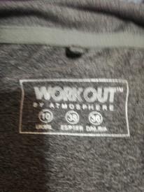Bluză sport Workout by Atmosphere