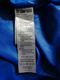 Geacă Camp David blue