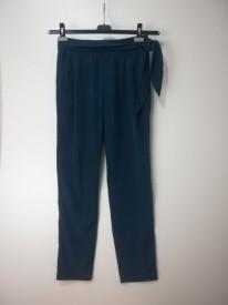 Pantaloni Camaieu cu aspect lucios