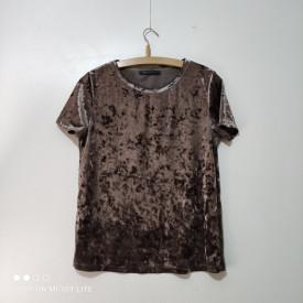 Bluză catifelată M&S collection