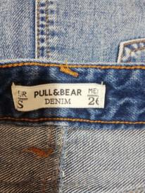 Fustă blugi Pull&Bear