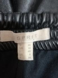 Pantaloni scurți Esprit ,imitație piele