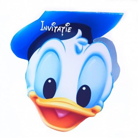Invitatie Botez Contur Donald