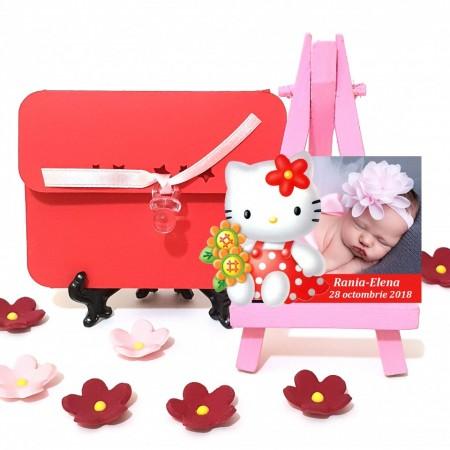 Magnet Contur Hello Kitty 1