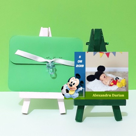 Magnet Contur Mickey Mouse 11