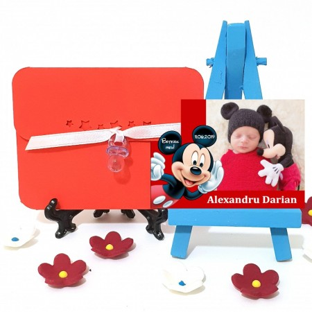 Magnet Contur Mickey Mouse 9