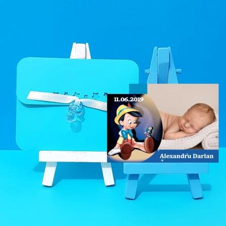 Magnet Contur Pinocchio 3