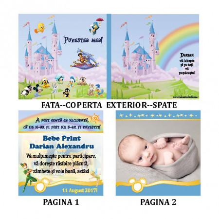 Marturie Botez Carticica 6 Foto Poveste Disney