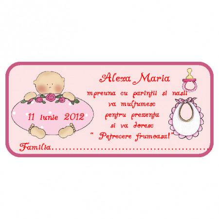 Plic Botez Bebelusa 10