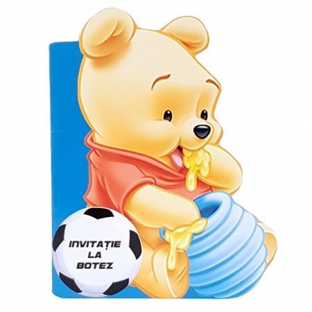 Invitatie Botez Contur Winnie 5