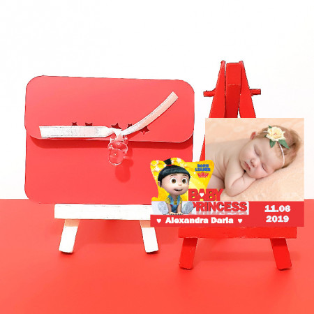 Magnet Contur Baby Princess 6