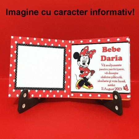 Marturie Carticica Minnie Mouse 2