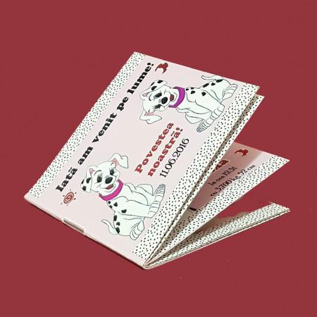 Marturie Gemeni Carticica 2 Dalmatieni roz