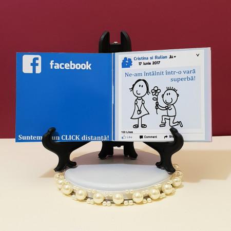 Marturie Nunta Carticica Facebook Like 1