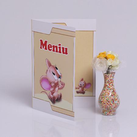 Meniu Botez Simplu Fetite Tom and Jerry