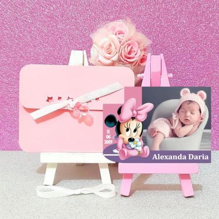 Magnet Contur Minnie Mouse 9