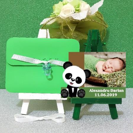 Magnet Contur Ursulet Panda 1