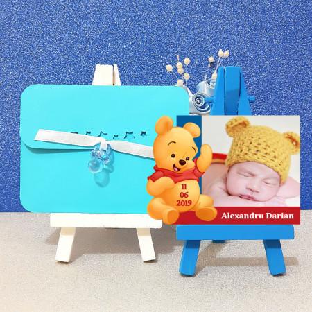 Magnet Contur Winnie The Pooh 13
