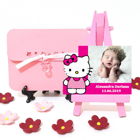 Magnet Contur Hello Kitty 8