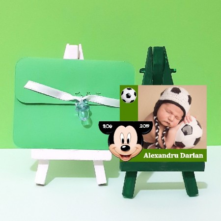 Magnet Contur Mickey Mouse 26