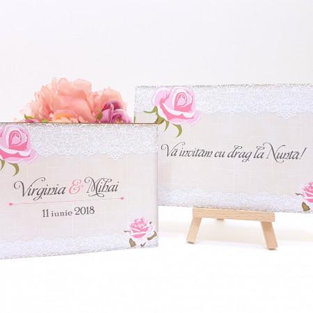 Invitatie Nunta PRO Bricabrac