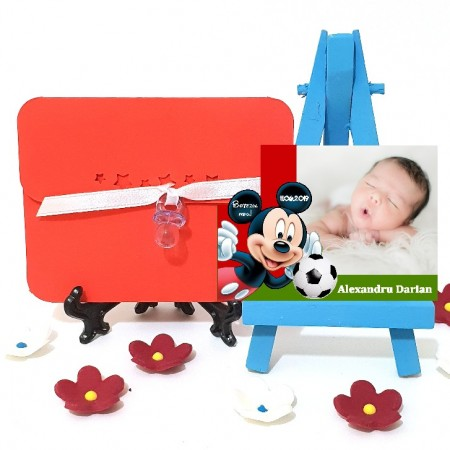 Magnet Contur Mickey Mouse 28