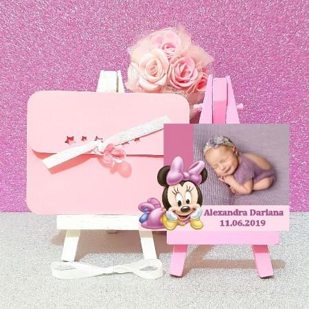 Magnet Contur Minnie Mouse 12