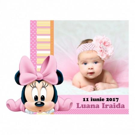 Magnet Contur Minnie Mouse 1