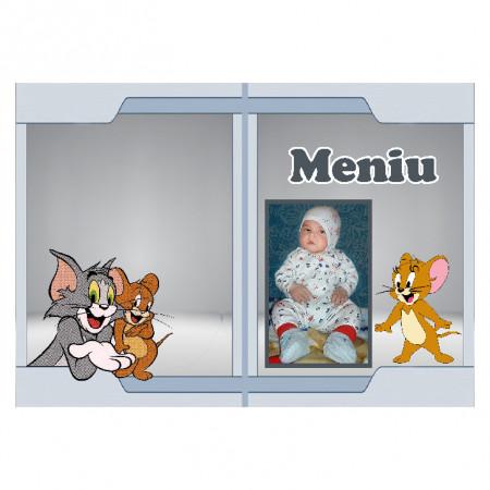 Meniu Botez cu Foto Tom and Jerry