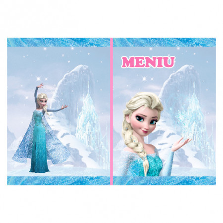 Meniu Botez Simplu Fetite Elsa