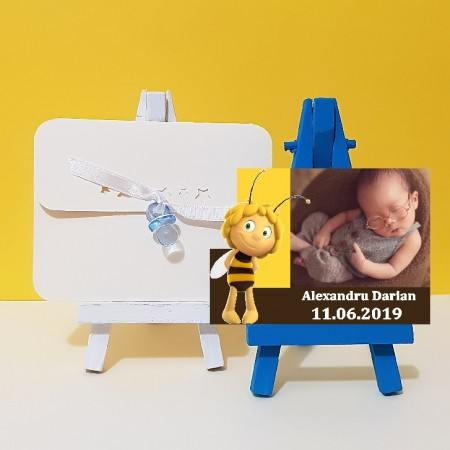 Magnet Contur Albinutul Buclucas