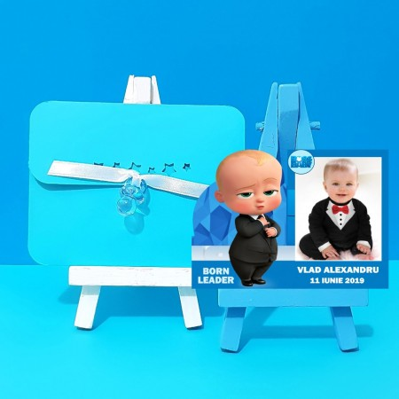 Magnet Contur Boss Baby 8