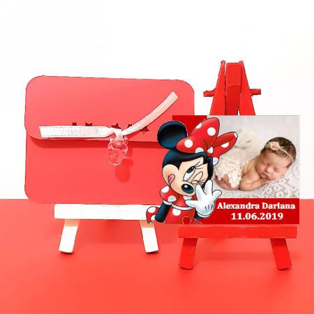 Magnet Contur Minnie Mouse 27