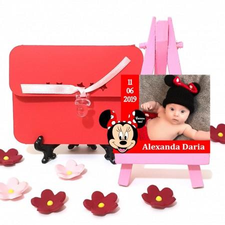 Magnet Contur Minnie Mouse 4