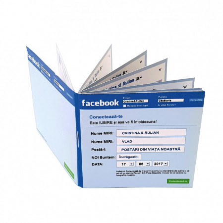 Marturie Nunta Carticica Facebook Like 2