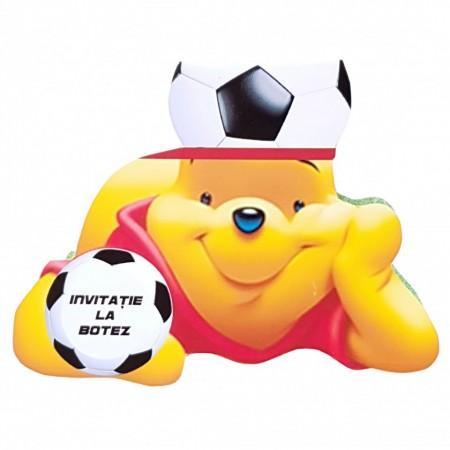 Invitatie Botez Contur Winnie 6
