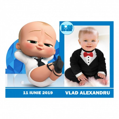Magnet Contur Boss Baby 9