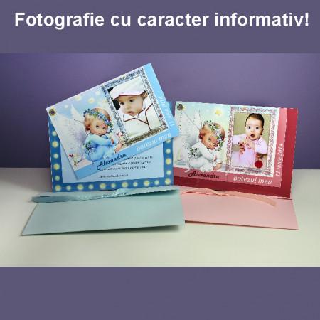 Invitatie Botez Ingeras Disney 6