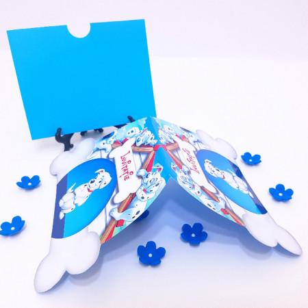 Invitatie Gemeni Contur Dalmatian 1