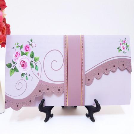 Invitatie Nunta Speciala Ciocolatiu